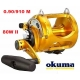 OKUMA TROLLING REEL MAKAIRA 80 W II