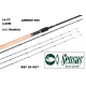 SENSAS METHOD FEEDER ROD BLACK ARROW 550 , 14' FT,4.20M