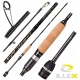 ILLEX SPINNING ROD NIGHT SHADOWS S 215 L WATER THINGS