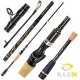 ILLEX CASTING ROD NIGHT SHADOWS B 235 H-XH COVER BREAKER