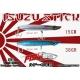 YUKI LURE ISUZU STICK POPPER 15 CM.