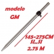 PIQUE LUXE GM 145/275 CM