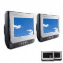 "2 CAR SCREEN TFT 7"" ALIOS"