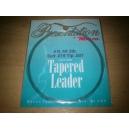 TAPERED LEADER