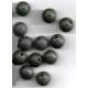 RUBBER BEADS 8 MM