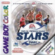 GAME BOY COLOR STARS 2001