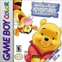 GAME BOY COLOR WINNIE THE POOH