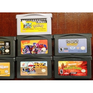 GAME BOY ADVANCE 32 IN 1