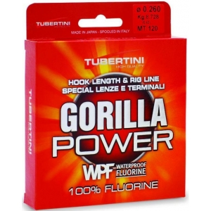 TUBERTINI FLUOROCARBON GORILLA POWER 120M.
