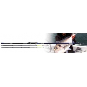 ABU GARCIA SENSATION TWIN BOAT ROD