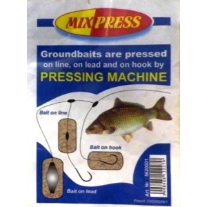 MIXPRESS-GOUNDBAIT PRESS-PRESSING BOILES MACHINE