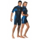 NEOPRENE WETSUIT SHORT WITHOUT HOODIE