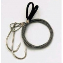 HOOK ATTACHED,STEEL ,PACK OF 2 UNITS