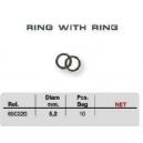 RING WHIT RING