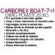 CARBOREX BOAT