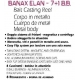 BANAX ELAN BAIT CASTING