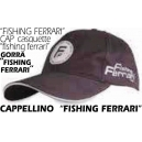 GORRA, FISHING FERRARI