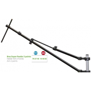 ARM SUPER FEEDER 2 POINTS RIVE